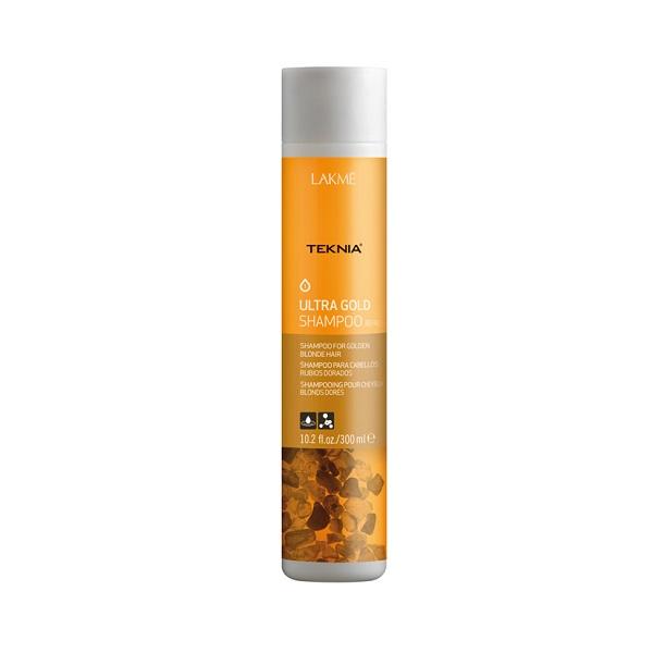 Dầu gội Teknia dưỡng màu cho tóc nhuộm màu vàng