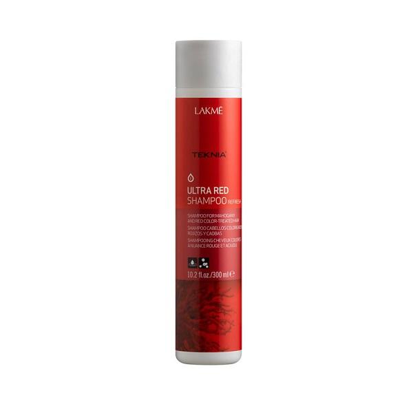 Dầu gội Teknia dưỡng màu cho tóc nhuộm đỏ