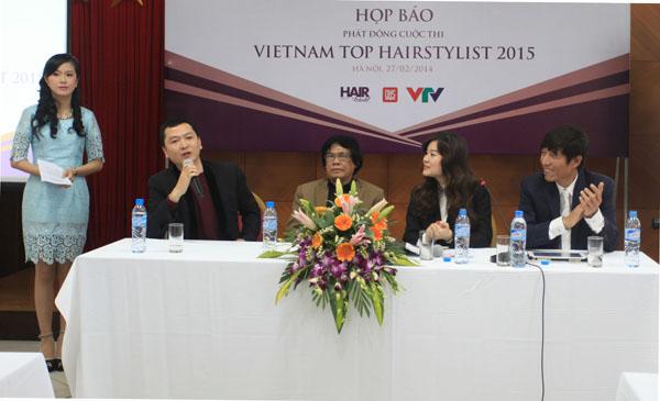 OYSTER TÀI TRỢ VÒNG SƠ KHẢO ĐỢT I – VIETNAM TOP HAIRSTYLIST 2015