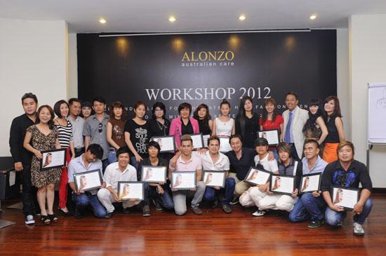 ALONZO WORKSHOP 2012 – HÀNH TRÌNH XUYÊN VIỆT.