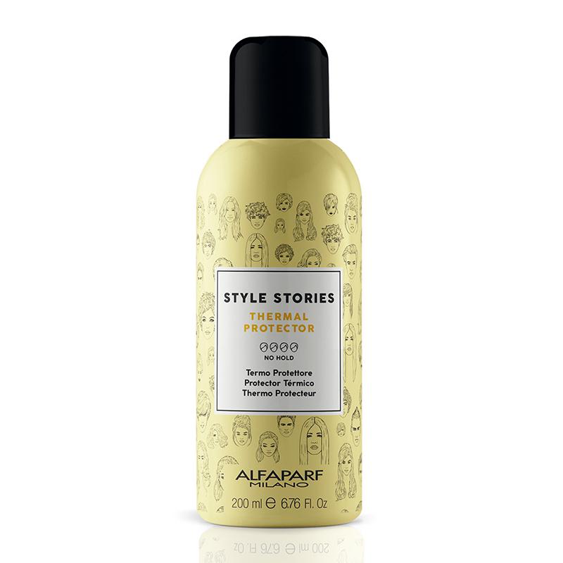 Xịt dưỡng Style Stories chống nhiệt bảo vệ tóc 200ml