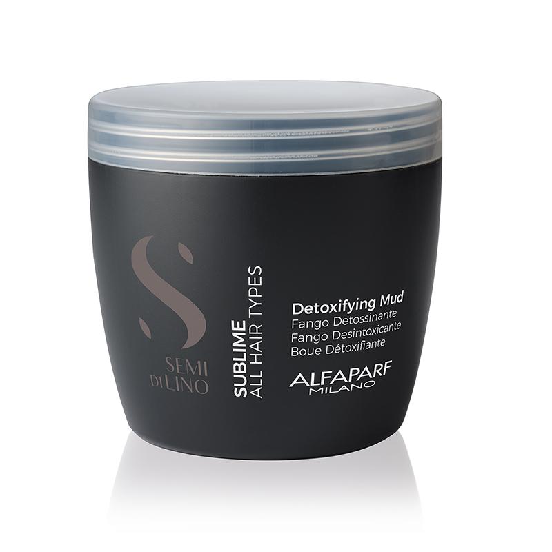 Mặt nạ bùn Sublime thải độc cho tóc và da đầu 2018 500ml