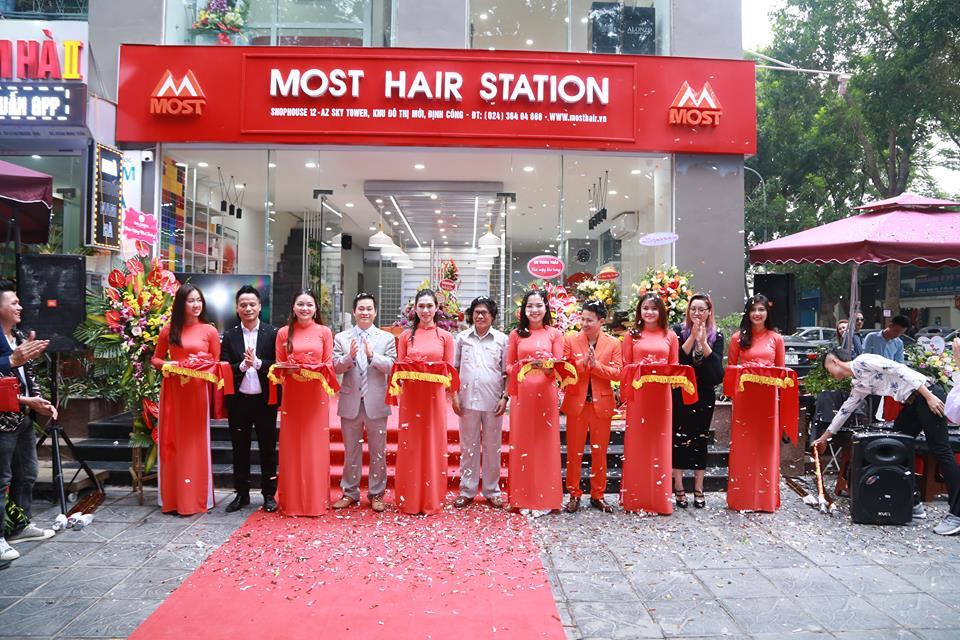 Salonzo đồng hành cùng Most Hair Station & Academy gieo mầm sáng tạo
