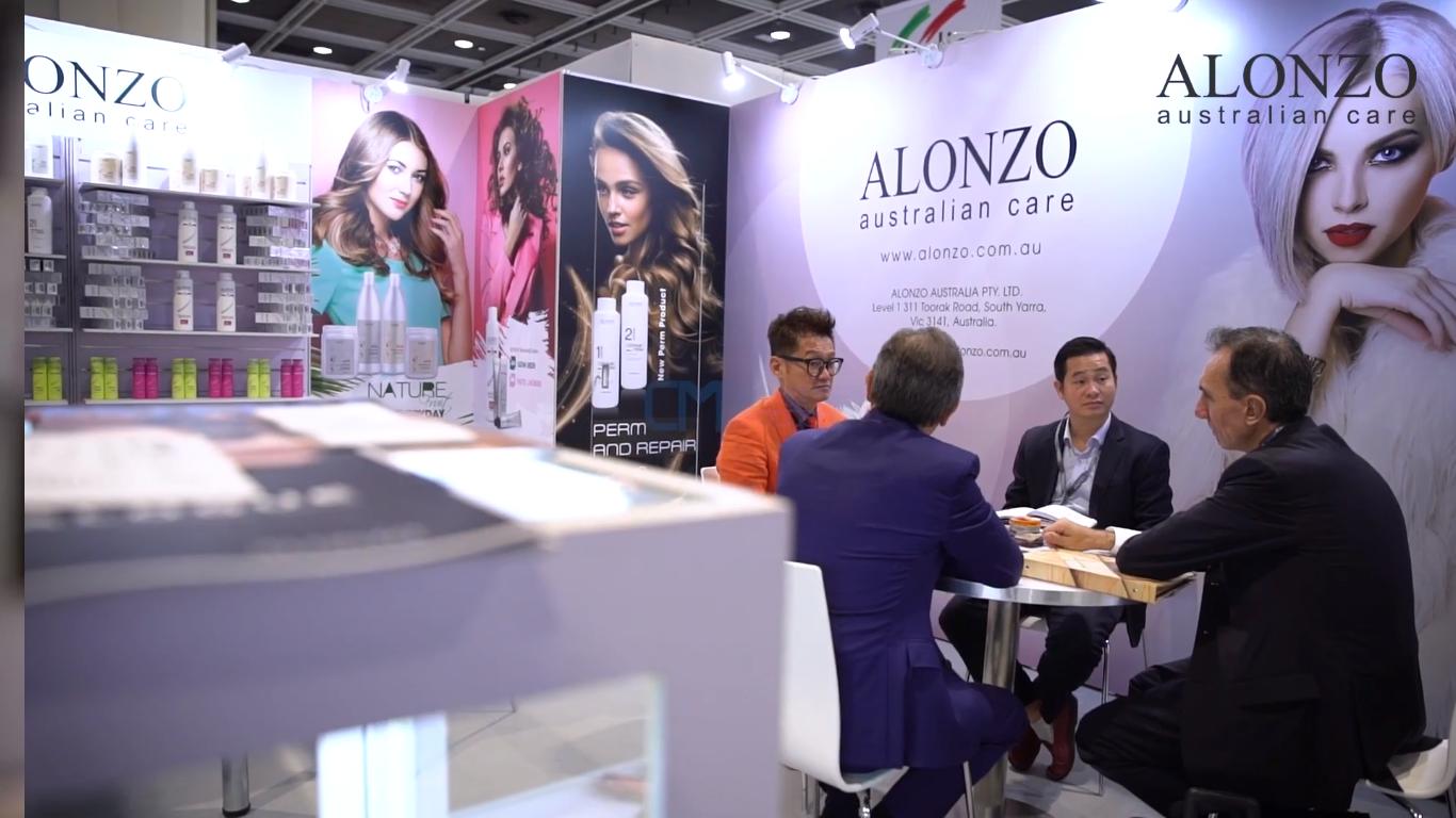 Alonzo – Dấu Ấn Khác Biệt Trên Thị Trường Quốc Tế Qua Lăng Kính Cosmoprof Asia 2018