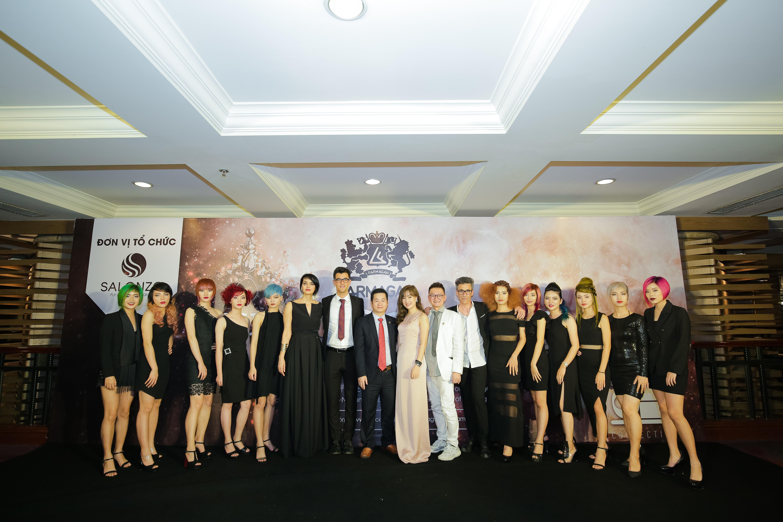 Farmagan Hair Show: Nữ Hoàng Amazon – Vẻ Đẹp của Người Phụ Nữ Hiện Đại