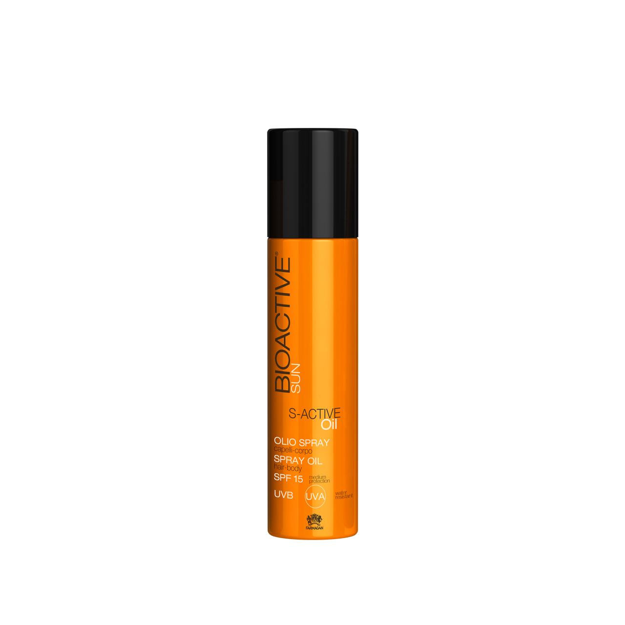 Xịt dưỡng SPF 15 chống nắng cho tóc